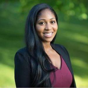 Adzua Agyapon, candidate for Atlanta Board of Education, District 3. Credit: Courtesy Adzua Agyapon