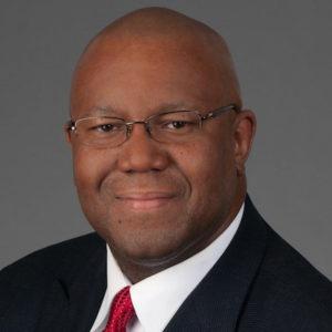 Byron Amos, incumbent candidate for Atlanta Board of Education. Credit: Courtesy Byron Amos
