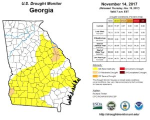drought graphic, released 11:16:17