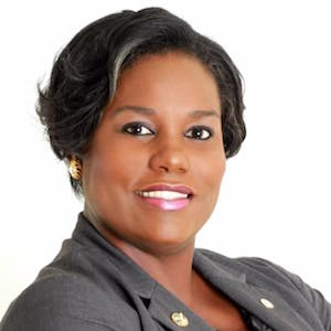 Erika Mitchell, candidate for Atlanta Board of Education District 5. Credit: Courtesy Erika Mitchell