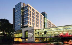 Emory University Hospital, tower