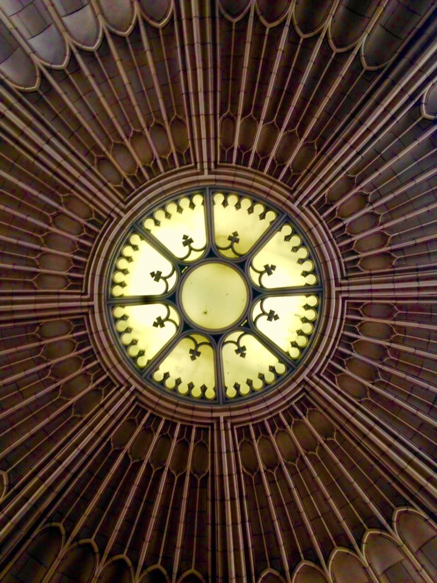 Healey Building rotunda