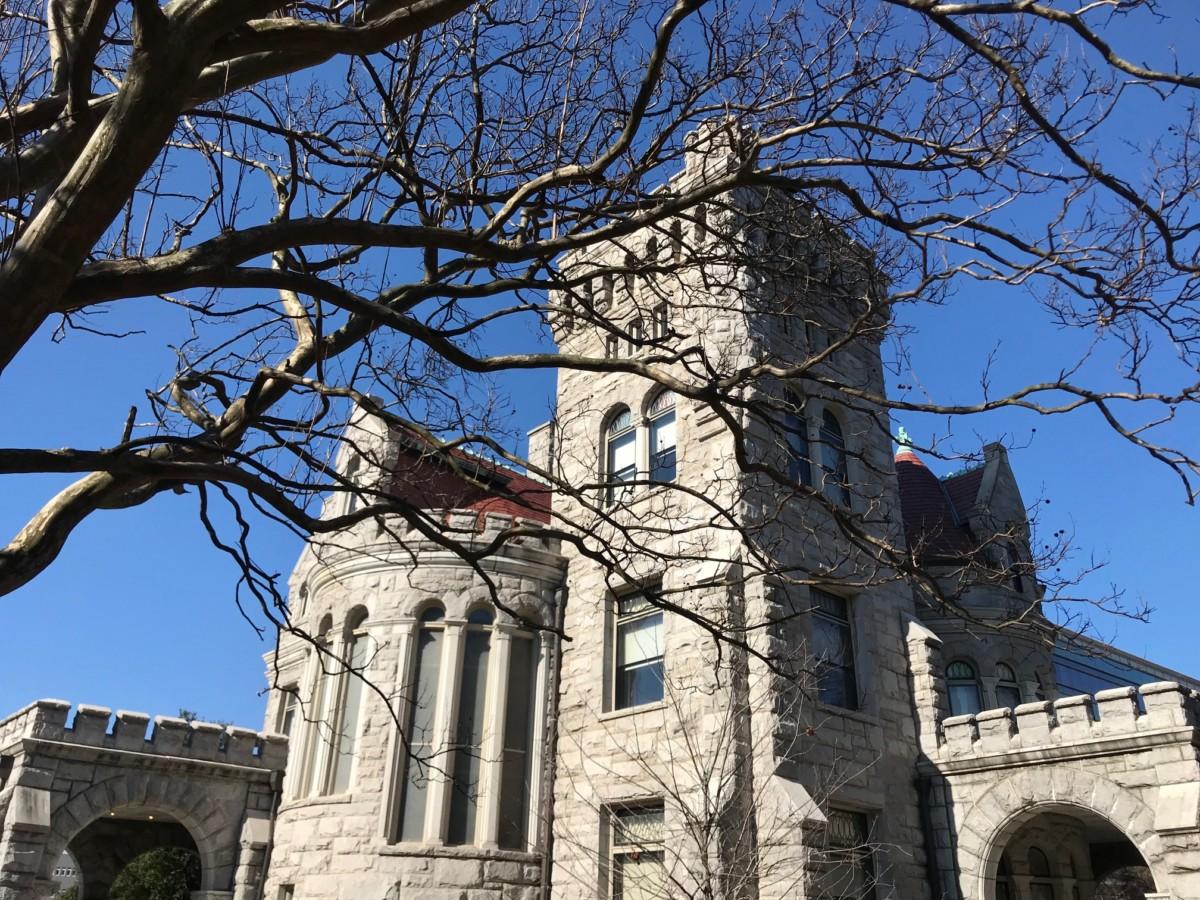 Rhodes Hall by Kelly Jordan
