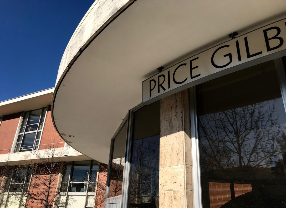 Sterling Price Gilbert Sr. Library by Kelly Jordan
