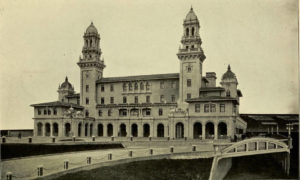Atlanta's Terminal Station, pictured in 1907. It was built in 1905 and was demolished after it closed in 1970. Credit: Historic Atlanta Guidebook Images, Georgia State University Digital Collections