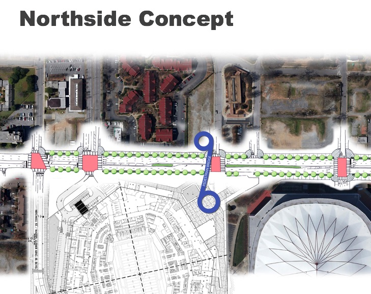 Northside Drive