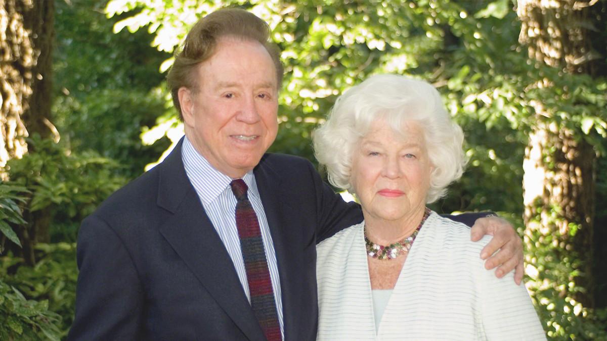 Jan and John Portman