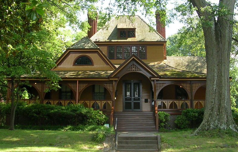 The Wren's Nest, home of Joel Chandler Harris. Credit: Lain Shakespeare/Wikimedia (CC BY-SA 3.0)