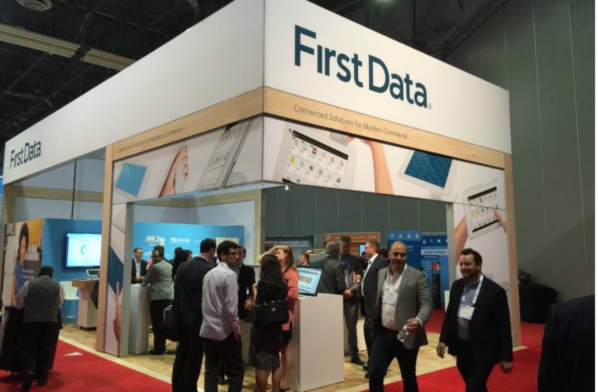 First Data, fintech