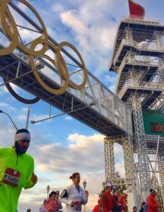 Atlanta Track Club Half Marathon, Thanksgiving Day 2016