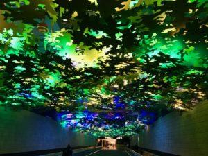 Art at Atlanta Hartsfield-Jackson International Airport. Credit: Kelly Jordan