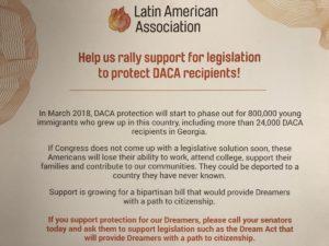 DACA poster