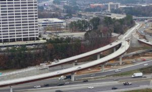 Northwest Corridor 75 285 interchange