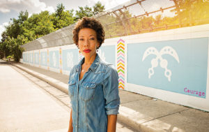 By Maria Saporta The High Museum of Art has selected Georgia native Amy Sherald as the 2018 recipient of the prestigious David C. Driskell Prize in recognition of her contributions to the field of African-American art, the museum announced on Thursday. Among her notable achievements, Sherald received the commission to paint former first lady Michelle Obama's official portrait for the Smithsonian National Portrait Gallery, which will be unveiled on Feb. 12. The Driskell Prize, founded in 2005, was named in honor of renowned African-American artist and art scholar David C. Driskell to recognize artists and scholars early or in the middle of their careers. Sherald will be honored as the 14th Driskell Prize recipient at the High's Driskell Prize Dinner on April 27. The Prize includes a $25,000 cash award for the artist. Proceeds from the dinner will support the David C. Driskell African American Art Acquisition Funds Since the inception of those funds, the High has been able to acquire 48 works by African-American artists for its collection. Sherald was born in Columbus, Ga. in 1973, and she trained as a painter in Atlanta – earning a Bachelor of Arts degree from Clark Atlanta University. She then was a Spelman College International Artist-in-Residence in Portobelo, Panama (1997). Sherald went on to receive her master's degree in painting from the Maryland Institute College of Art. Upon graduating in 2004, she was diagnosed with congestive heart failure, and after completing a residency in Norway, Sherald moved home to Georgia to care for her family.  She returned to Baltimore in 2008 to refocus on her practice, and her work began to gain national attention in 2011 when the National Museum of Women in the Arts acquired one of her paintings. Sherald received a life-saving heart transplant in December 2012 and, after her recuperation, resumed working in her studio in Baltimore. In 2016, Sherald was the first woman to win the Smithsonian National Portrait Gallery's Outwin 