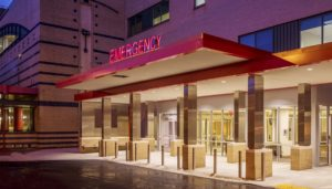 grady, emergency department