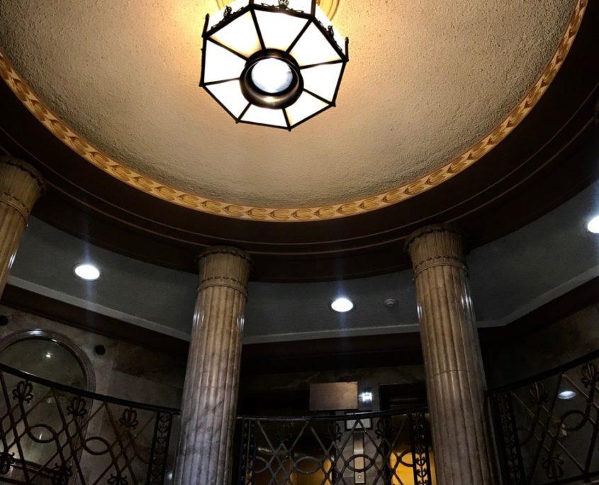 Inside Georgia's Judicial Building. Credit: Kelly Jordan