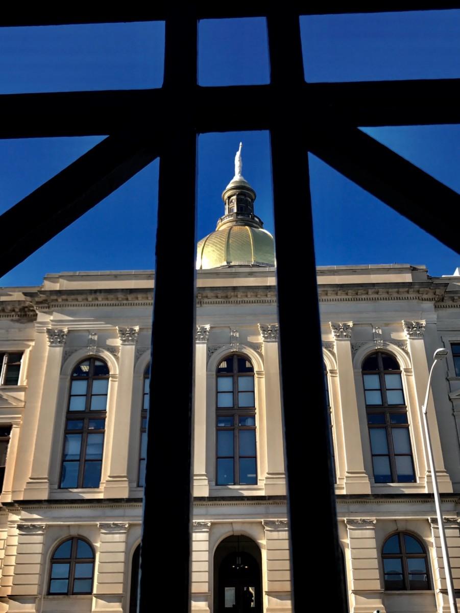 Georgia State Capitol. Credit: Kelly Jordan