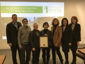 Friends of Mimosa Hall