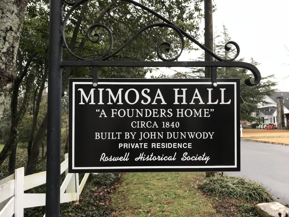 Mimosa Hall