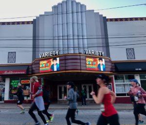 Runners, variety