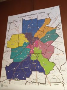 Proposed Transit Board Map