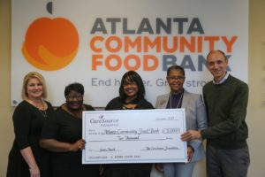Caresource, Atlanta Community Food Bank