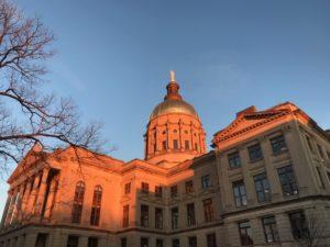 The State Capitol. Credit: Kelly Jordan
