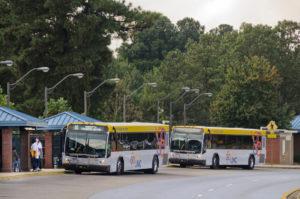 atlanta regional bus service