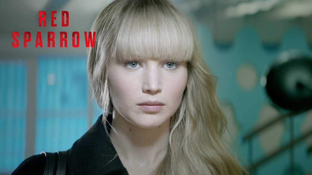 Red Sparrow' – Jennifer Lawrence is too good an actress for this Russian  spy movie - SaportaReport