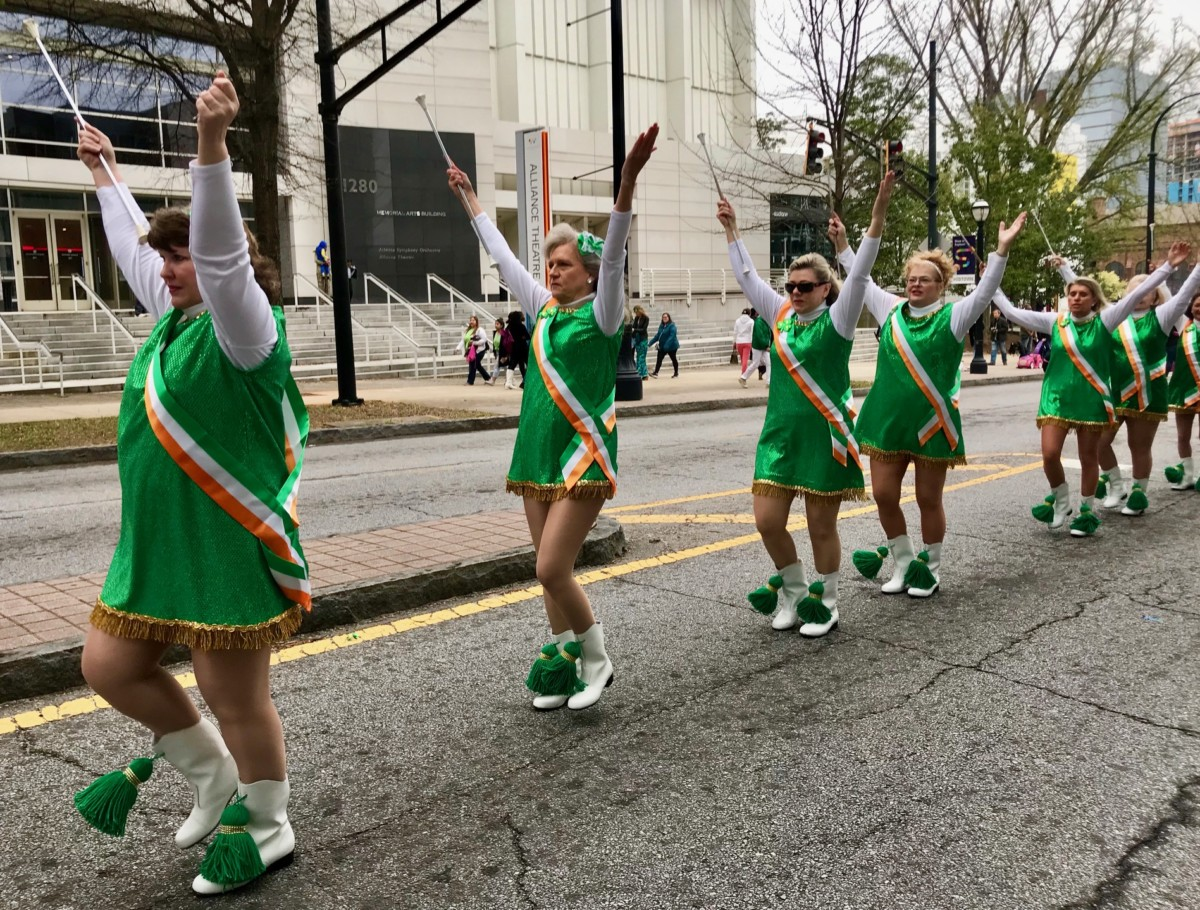 St. Paddy's Parade 2018 by Kelly Jordan