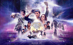 """""""Ready Player One"""" movie poster"""
