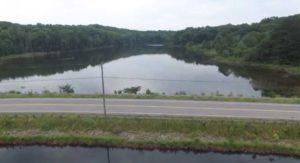 Hickory Log Creek Reservoir