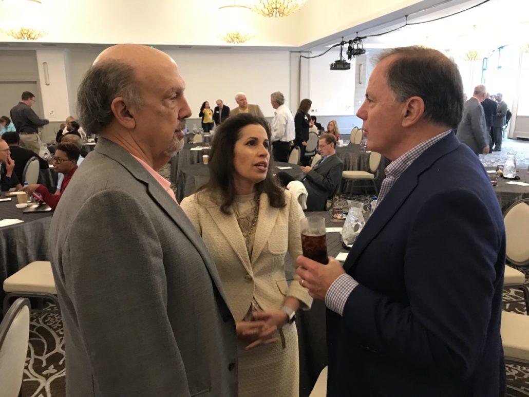 Steve Labovitz, Eloisa Klementich, David Allman