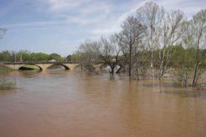 flint river flooding