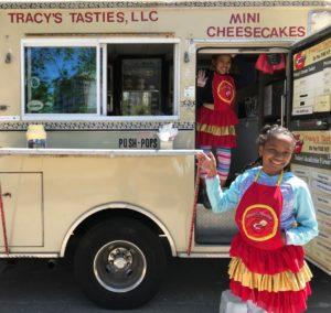 food truck, tracy's tasties
