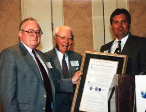 Roy Cooper, Ivan Allen, Bill Hubbard