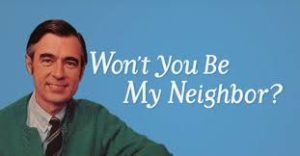 Mr. Rogers in 'Won't You Be My Neighbor