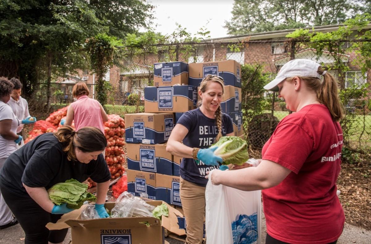Atlanta Community Food Bank, mobile pantry