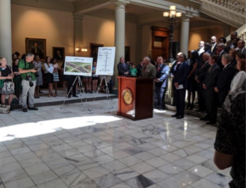 BRT on 400 announced
