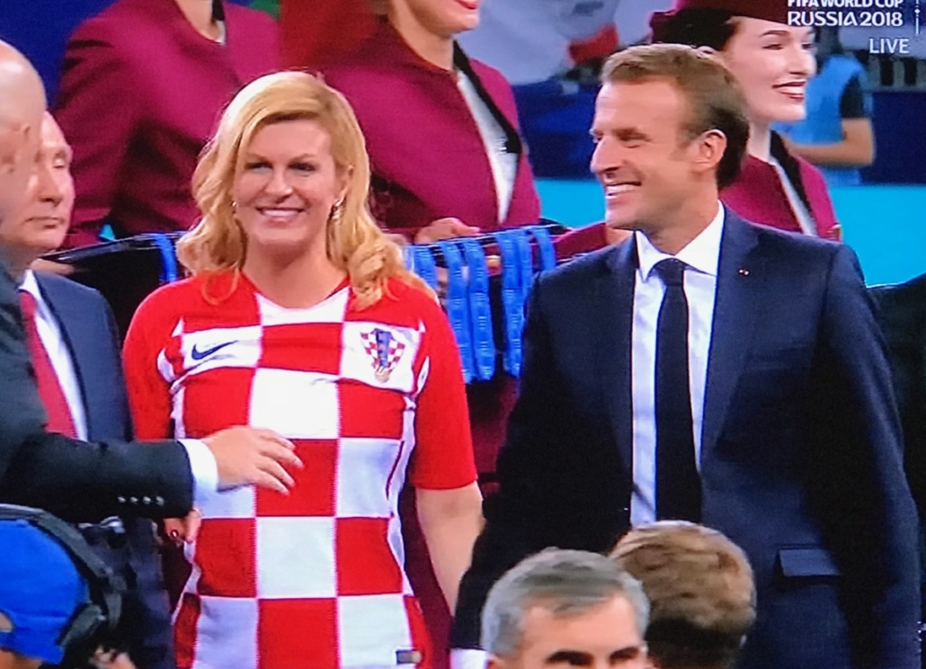 World Cup - Croatia France