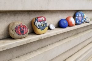 path 400, children's stones