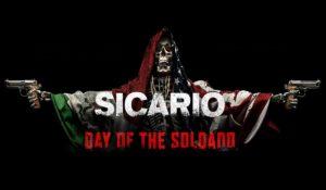 """""""Sicario: Day of the Soldado"""" poster"""