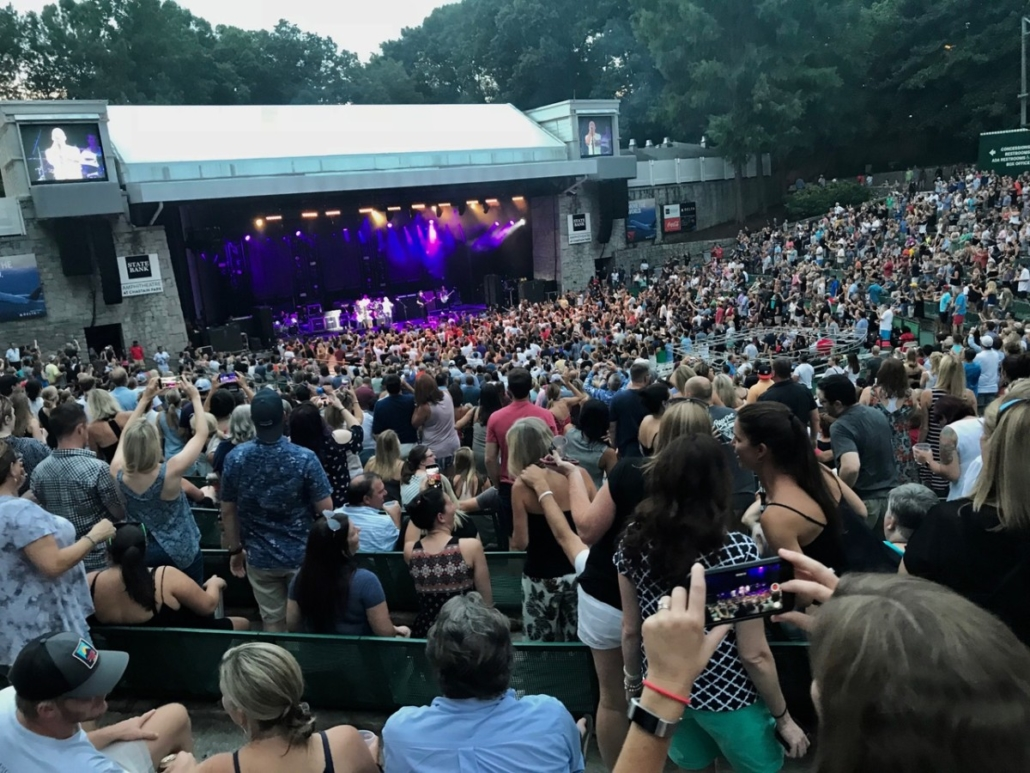 LIVE State Bank Amphitheater