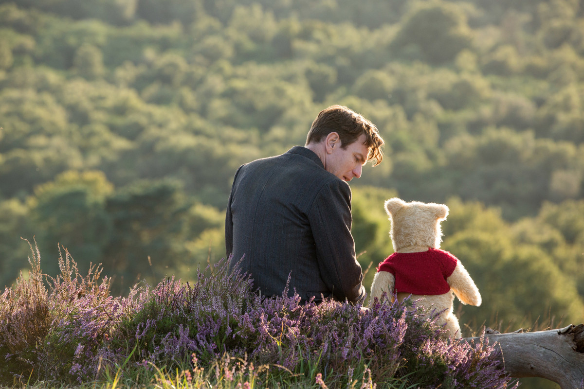 """A scene from """"Christopher Robin"""" movie"""