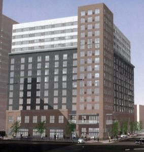 atlanta city design, initial plan