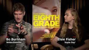 """Eighth Grade"" poster"