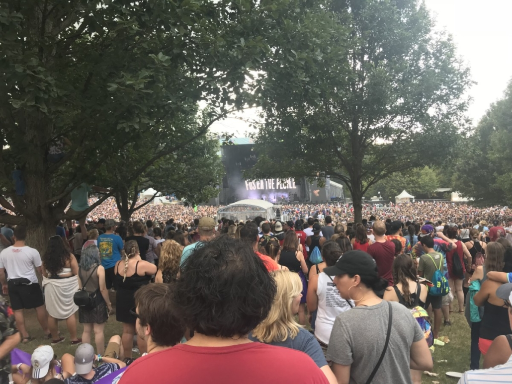 Foster the People Music Midtown