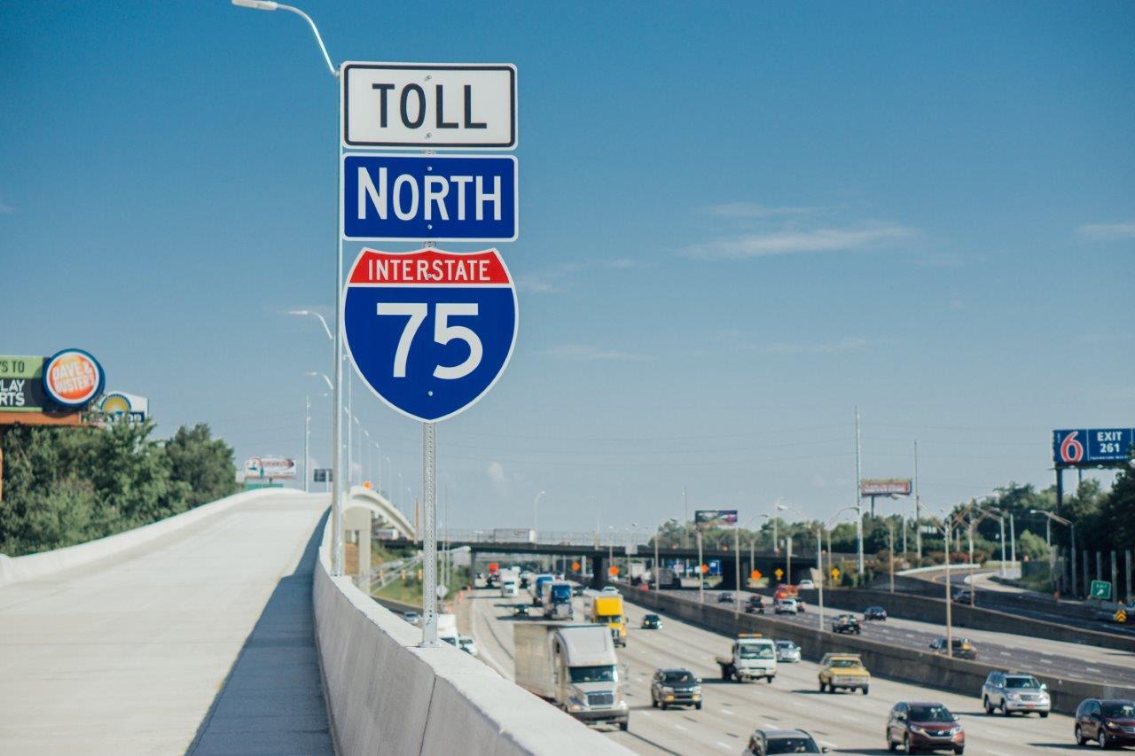 Northwest Corridor - Signage