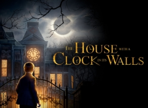 """""""The House with a Clock in its Wall"""""""