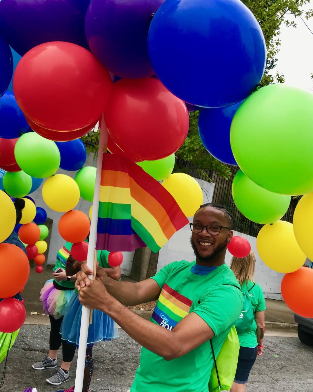 Pride Parade 2018 by Kelly Jordan